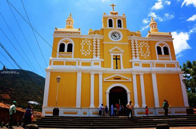 #Isla El Tigre_Nineteenth century church