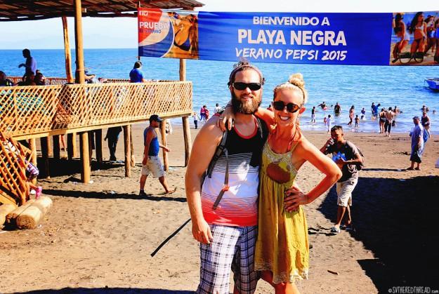 #Isla El Tigre_Playa Negra