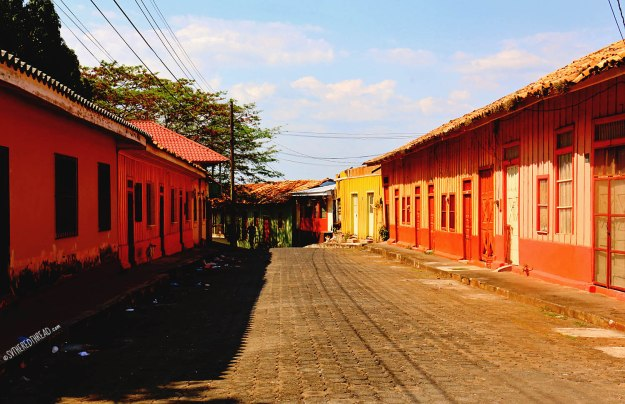 #Isla El Tigre_Streets of Amapala