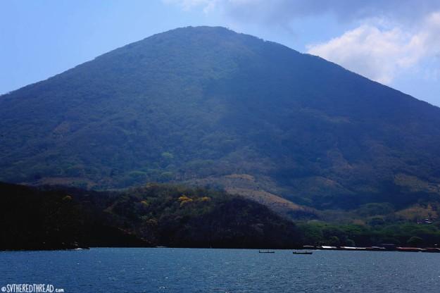 #Isla El Tigre_Volcan