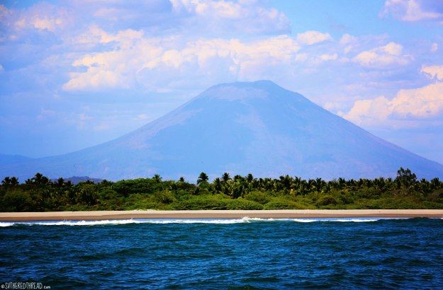 #Passage to Barillas_Volcan Conchagua from the coast