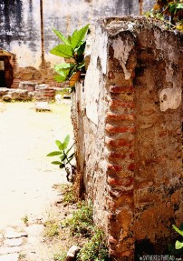 #Antigua_Cathedral ruins2