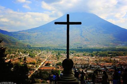 #Antigua_Cerro de la Cruz_La Cruz