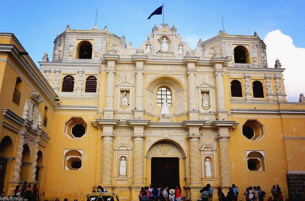 #Antigua_La Merced2