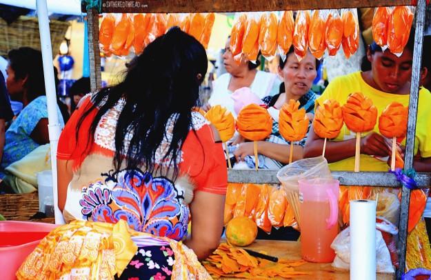 #Antigua_Mango mama