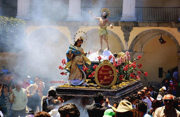 #Antigua_Semana Santa_Easter Sunday1