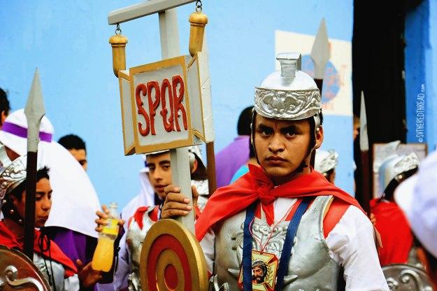 #Antigua_Semana Santa_Roman soldier1