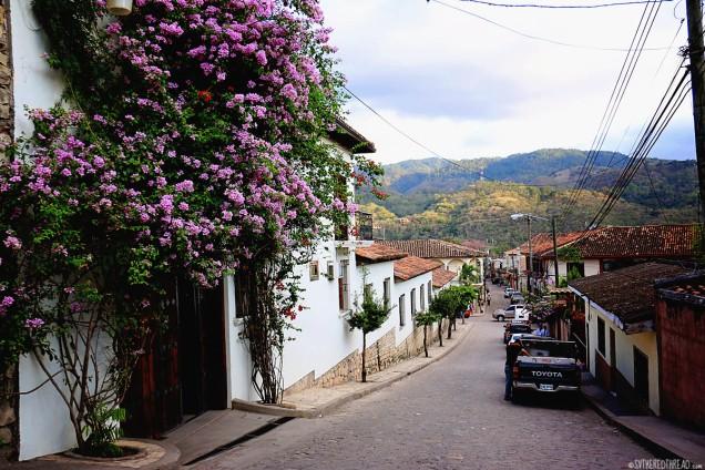 #Copan Ruinas_Streets