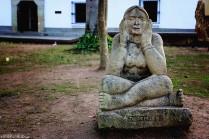 #Copan Ruinas_Townie statues