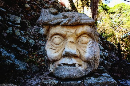 #Copan ruins_Head of man1