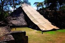 #Copan ruins_Hieroglyphic staircase