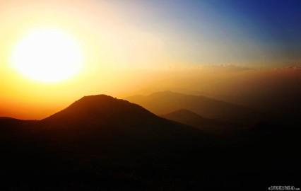 #El Hoyo_Sunset