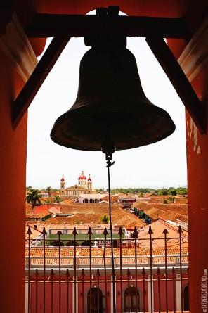 #Granada_Iglesia la Merced bell tower