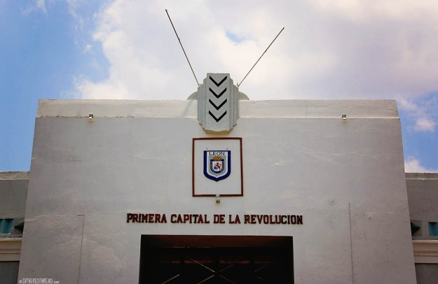 #Leon_Capital of the revolution