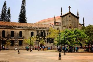 #Leon_Parque Central y Colegio la Asuncion1