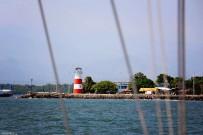 #Bahia Ballena to Puntarenas, CR_Lighthouse arrival