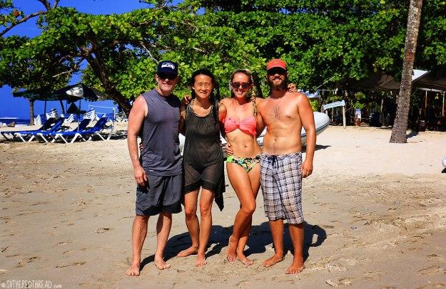 #Isla Tortugas_Fabulous foursome