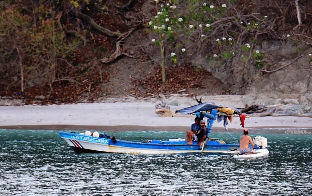 #Isla Tortugas_Local fishermen