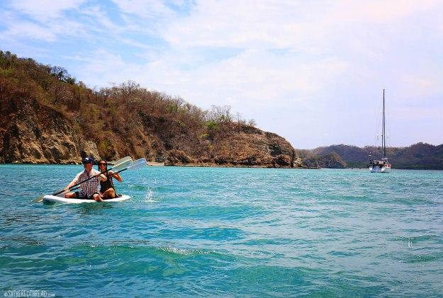 #Isla Tortugas_M&H iSUPing