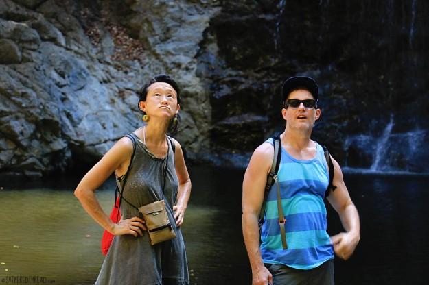 #Montezuma falls_Intimidated