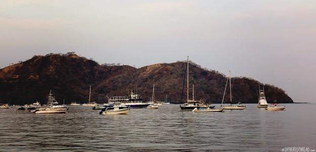 #Playa del Coco CR_At anchor3