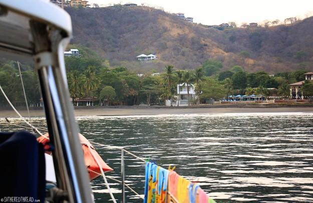 #Playa del Coco_At anchor2