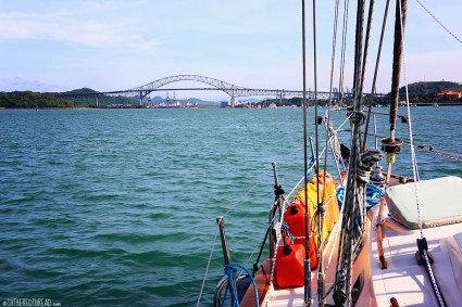 #Panama Canal_Bridge of the Americas