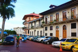 #Panama City_Casco Viejo_Posh1