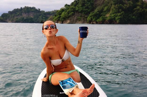 #Roca Bajo_iSUP relaxation