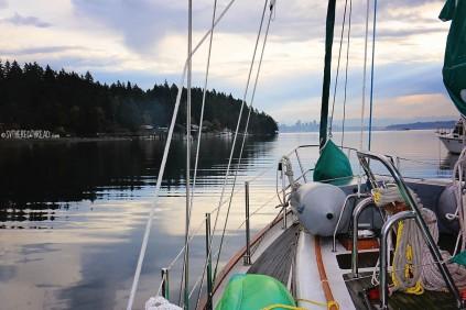 #Aboard Emerald Mistress_Blakely Harbor