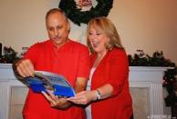#Christmas_Mom & Doug
