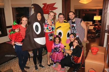 #Halloween_The gang