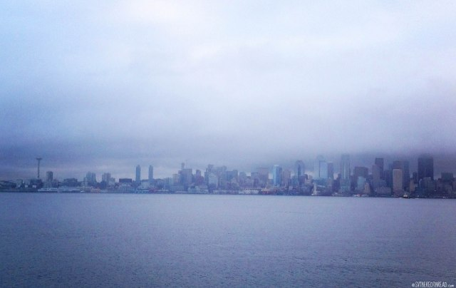 #October_Seattle in the fog