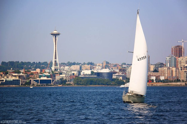 #Poulsbo+4th_Stunning Seattle sailing