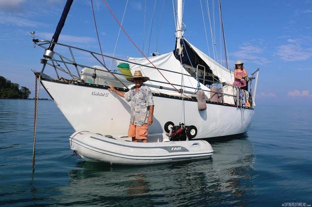 #Bahia Drake_Klickitats at anchor