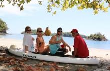 #Isla Parida, Panama_New friend