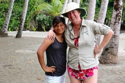 #Isla Parida, Panama_Yakelin + Lori