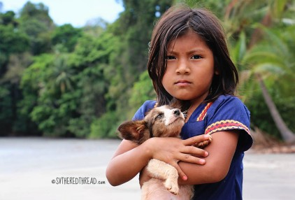 #Isla Parida, Panama_Yaneth