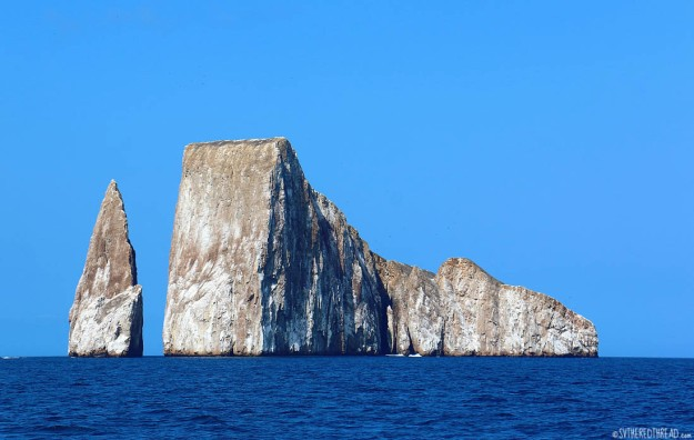 #Isla San Cristobal, Gal_Kicker Rock