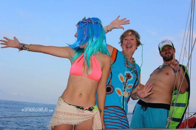 L#Equator crossing_We 3 Shellbacks!2