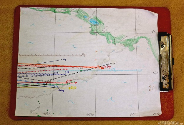 #Passage to Galapagos_ITCZ tracking