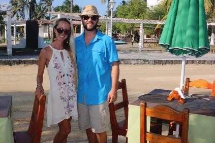 #Isla Isabela_Jessie & Neil
