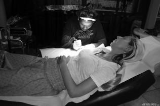#Tahiti_Tattoo_Jessie4bw