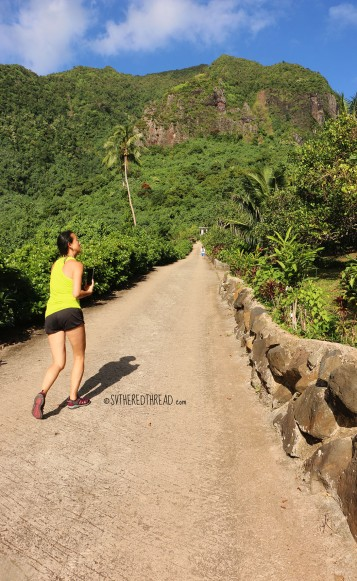 #Moorea_Hike day 1