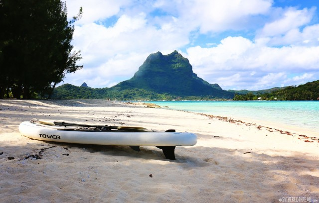 #bora bora_motu tapu_paddleboard