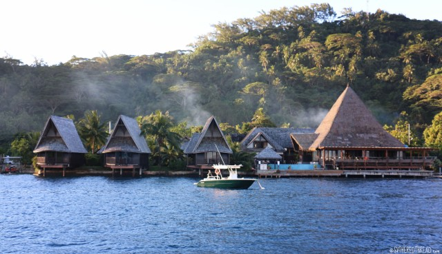 #Bora Bora_Vaitape