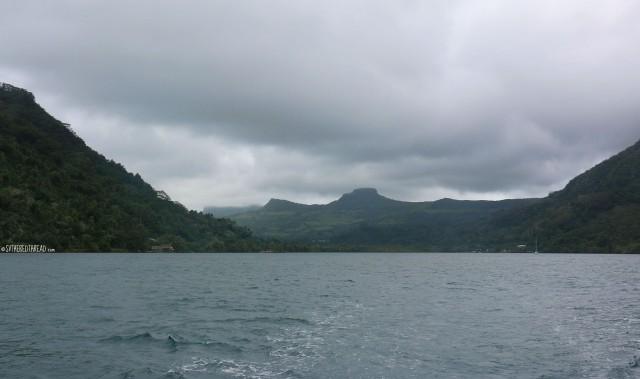 #Raiatea_Fa'aroa Bay