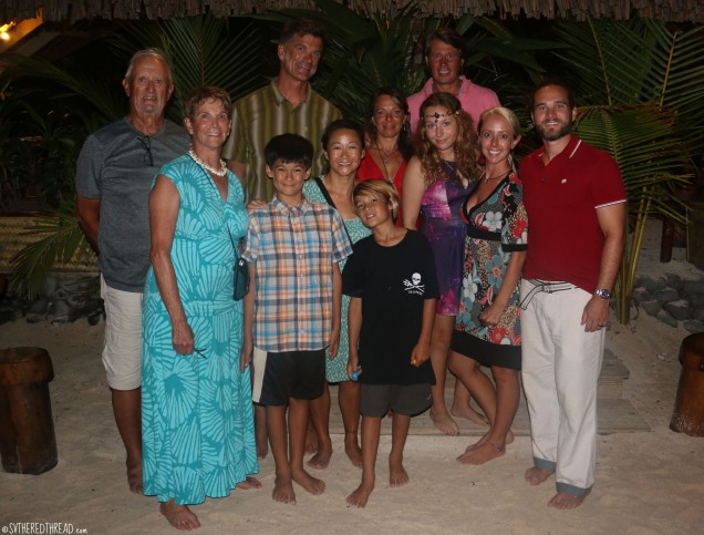 #Bora Bora_Katya's 13th birthday2