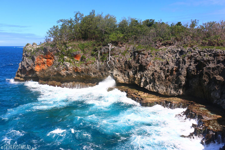 #Kenutu_Windward cliffs